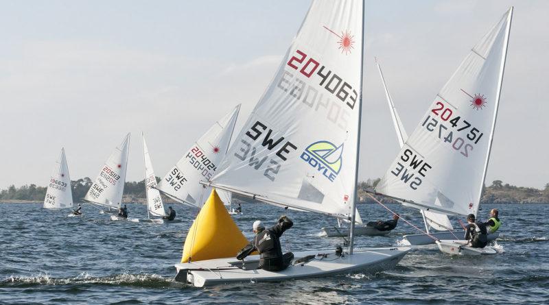 Hjälp med boende för Laser-seglare i sommar