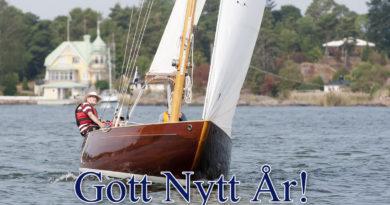 Gott Nytt seglingsår